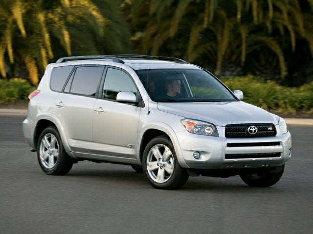 Used 2007 Toyota Rav4 For Sale In Philadelphia Pa Kl00261