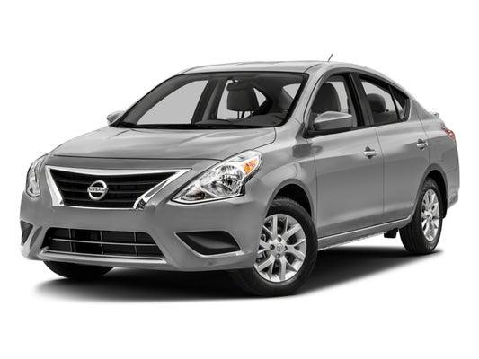2017 Nissan Versa Sedan Sv In Philadelphia Pa Central City Toyota