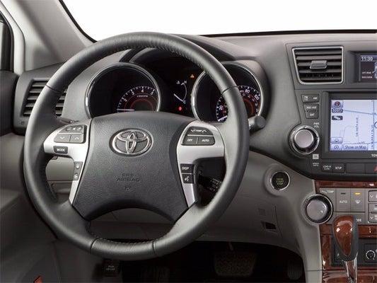 2013 Toyota Highlander For Sale >> 2013 Toyota Highlander Plus