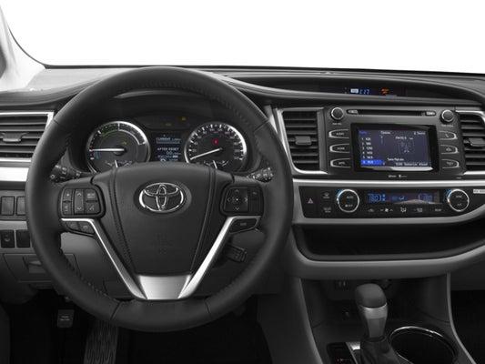2016 Toyota Highlander Hybrid Limited Platinum In Philadelphia Pa Central City