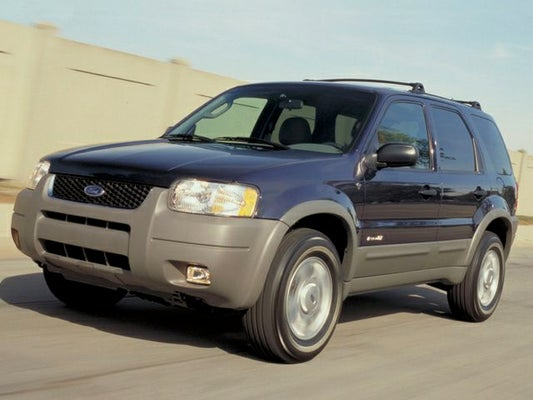 2002 Ford Escape Xls Choice In Philadelphia Pa Central City Toyota