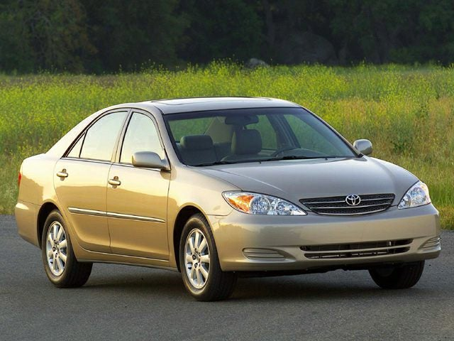 2002 Toyota Camry XLE In Philadelphia, PA   Central City Toyota