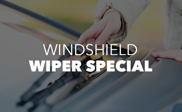 $29 98 SightLine Wiper Special | Central City Toyota