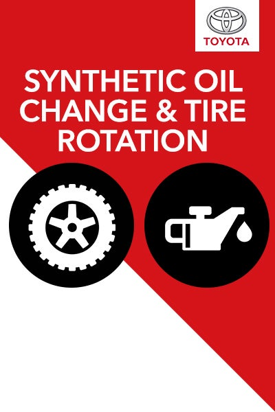 54 95 Complete Synthetic Maintenance Central City Toyota Specials